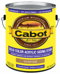 Cabot/Valspar 0816-07 Solid Color Acrylic Siding Stain New Cedar - Gallon