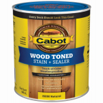 Cabot/Valspar 19200-05 Wood-Toned Deck & Siding Stain, Natural, 1-Qt.
