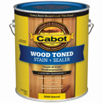 Cabot/Valspar 19200-07 Wood Toned Deck & Siding Stain, Natural, 1-Gal.