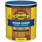Cabot/Valspar 19202-05 Wood Toned Deck & Siding Stain (VOC) Cedar Quart