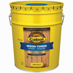 Cabot/Valspar 19200-08 Wood Toned Deck & Siding Stain (VOC) Natural 5 Gallon