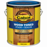 Cabot/Valspar 19202-07 Wood Toned Deck & Siding Stain (VOC) Cedar - Gallon