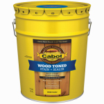 Cabot/Valspar 19202-08 Wood Toned Deck & Siding Stain (VOC) Cedar - 5 Gallon