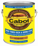 Cabot/Valspar 19204-07 Wood Toned Deck & Siding Stain (VOC) Heartwood - Gallon