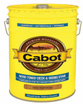 Cabot/Valspar 19204-08 Wood Toned Deck & Siding Stain (VOC) Heartwood - 5 Gallon