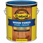 Cabot/Valspar 19205-07 Wood Toned Deck & Siding Stain, Pacific Redwood, VOC, 1-Gal.