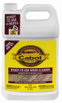 Cabot/Valspar 8007-07 Ready-to-Use Wood Cleaner - Gallon