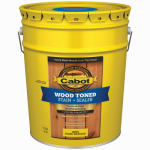 Cabot/Valspar 19205-08 Wood Toned Deck & Siding Stain (VOC) Pacific Redwood - 5 Gallon