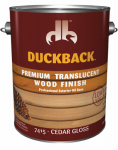 Duckback Products SC0074154-16 GAL Premium Translucent Cedar Gloss