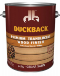 Duckback Products SC0074254-16 GAL Premium Translucent Cedar Satin