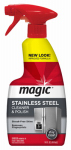 Magic American Corp/Homax 1825 Stainless Steel Cleaner, 14-oz. Trigger