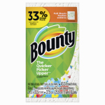 Procter & Gamble 95016 Bounty Home Decor Towel - Garden Prints, 1 Roll - 48 Sheets