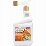 Bonide Products 564 Mosquito Beater Repellent, Hose-End Spray, 1-Qt.