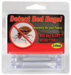 Bird-X BBA-2-R Bedbug Alert Monitor, 2-Pk.