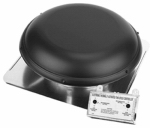Air Vent 53847 Roof-Mount 2100-Sq. Ft. Attic Ventilator, Black