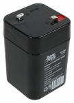 Interstate All Battery Ctr SLA0906 Sealed Lead Acid Battery, 6-Volt, 5-Amp