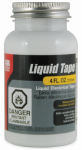 Gardner Bender LTW-400 Liquid Electrical Tape, Waterproof, White, 4-oz.