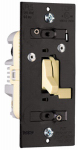 Pass & Seymour TD703PICCV6 3-Way Preset Dimmer, Ivory, 700-Watt