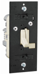 Pass & Seymour TD703PLACCV6 3-Way Preset Dimmer, Almond, 700-Watt