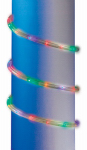 Noma/Inliten-Import 55040-88 Christmas Rope Light, Multi-Color LED, 9-Ft.