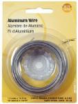 Hillman Fasteners 123113 18-Gauge Aluminum Wire, 50-Ft.