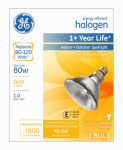 G E Lighting 62705 GE 90watt Halogen PAR38 1500 SP