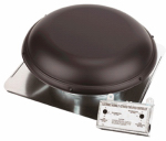 Air Vent 53848 Roof-Mount 2100-Sq. Ft. Attic Ventilator, Brown