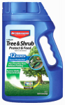 Sbm Life Science 701900B Tree/Shrub Protect & Feed Granules, 4-Lbs.