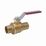 "Homewerks Worldwide 116-4-112-112 1-1/2""Solder Ball Valve"