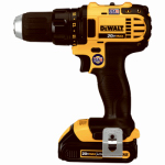 Black & Decker/Dewalt DCD780C2 Compact Cordless Drill / Driver Kit, 20-Volt Lithium-Ion Battery, 1/2-In.