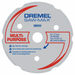 Dremel Mfg SM500 Saw-Max Carbide Wheel, 3-In.