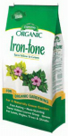 Espoma IT18 Organic Plant Iron Supplement, 2-1-3, 18-Lb.