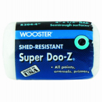 Wooster Brush R204-4 Super Doo-Z Roller Cover 1/2-Inch Nap, 4-Inch