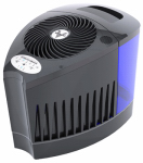 Vornado Heat HU1-0034-06 Evaporative3 Humidifier, Ultrasonic, 1.8-Gal.