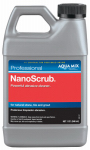 Custom Bldg Products AMNSQT NanoScrub Abrasive Cleaner, 1-Qt.