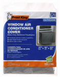 "Thermwell AC3H Outdoor Window Air Conditioner Cover, 27"" W x 18"" T x 22"" D"