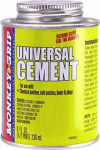 Hopkins Mfg/Bell Automotive 08062-M Rubber Cement, 1/2-Pt.