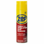 Zep ZUSPOT19 Carpet Stain Remover, Foaming, 18-oz.