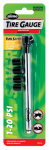 Itw Global Brands 1011-A Tire Gauge, Low Pressure, 1-20 PSI