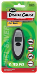 Itw Global Brands 20112 Tire Gauge, Mini, Digital, 5-150 PSI