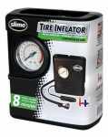 Itw Global Brands COMP02 Tire Inflator + Pressure Gauge, 12-Volt