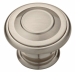 Brainerd Mfg Co/Liberty Hdw P22669C-SN-C Cabinet Knob, Satin Nickel