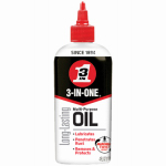 Wd-40 100703 Multi-Purpose Lubricating Oil, 4-oz.