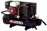 Campbell Hausfeld CE2000 Wheelbarrow Air Compressor, 8-Gal.