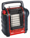 Mr Heater F232050 Portable Buddy Heater, 9,000-BTU