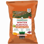 Jonathan Green & Sons 12414 Winter Survival  Fall Lawn Fertilizer,  Covers 15,000 Sq. Ft.