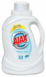 U S Nonwovens 49551 Liquid Laundry Detergent, Free & Gentle, 50-oz.
