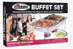 Sterno Group The 70182 4-Piece Buffet Kit