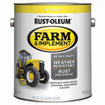 Rust-Oleum 7443402 GAL John Deer Yellow Paint