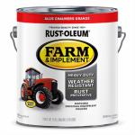 Rust-Oleum 7458402 GAL Allis Cha ORG Paint